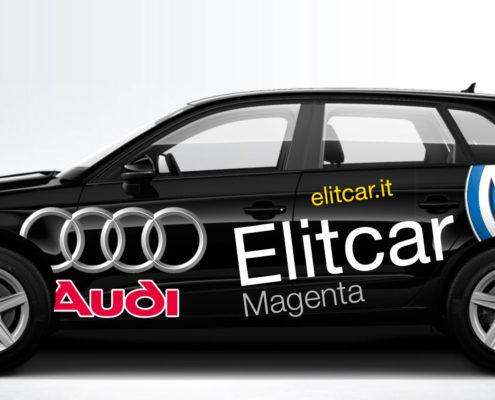 Personalizzazione veicoli autosalone
