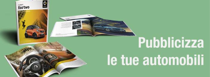 Realizzazione banner per portale di acquisto dei concessionari satellite