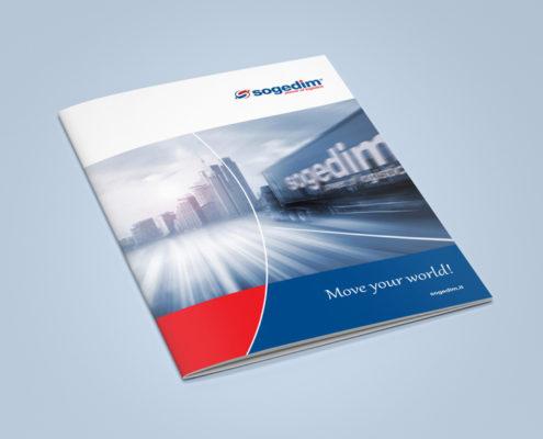 Catalogo per azienda di trasporti e logistica
