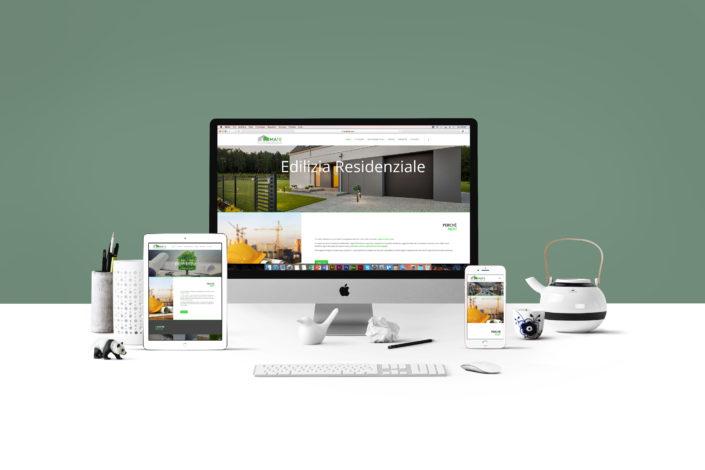 Sito web per impresa edile e di costruzioni