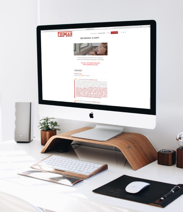 Blog per azienda di serramentii