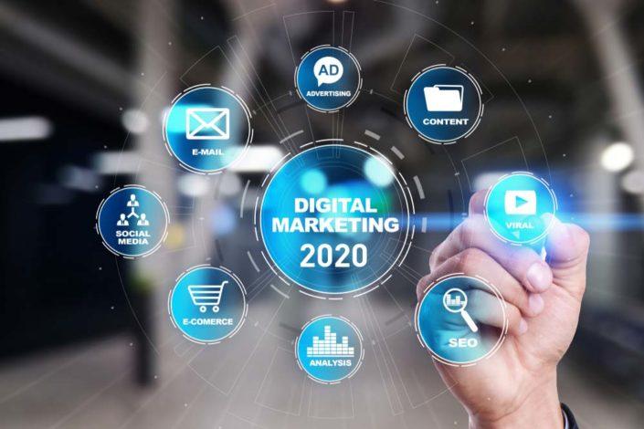 Digital marketing i trend del 2020
