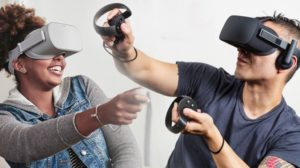 VR realtà virtuale LIUKdesign