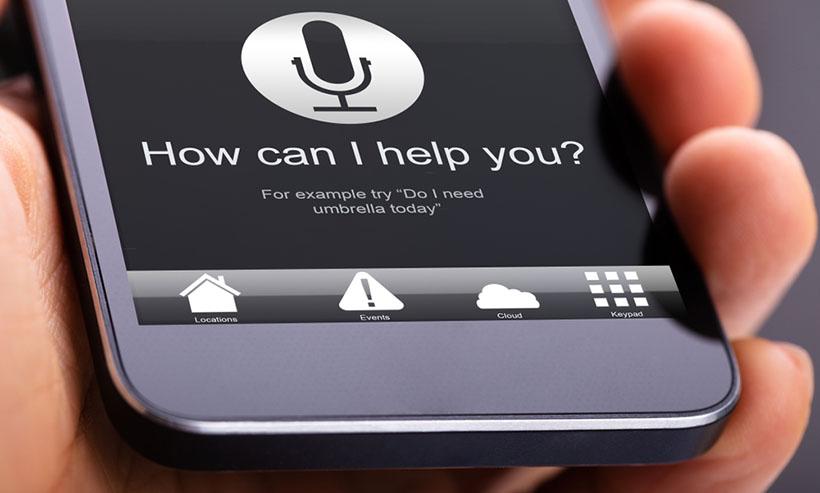 siti ricerca vocale LIUKdesign