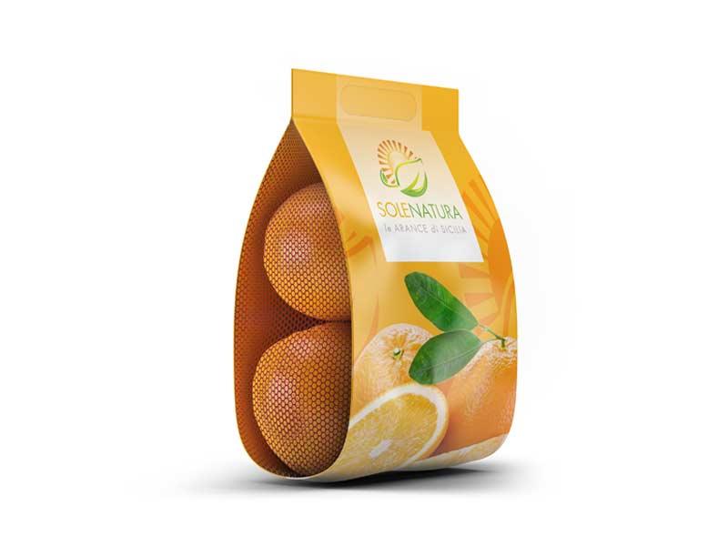 Grafica Packaging alimentare