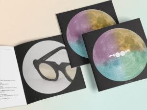 Brochure azienda produzione occhiali Milano