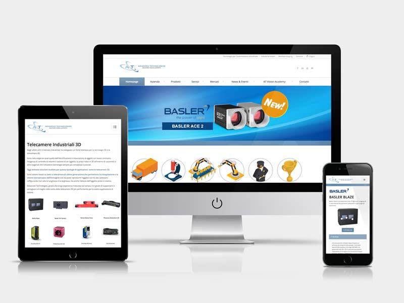 realizzazione siti internet web agency LIUKdesign Milano
