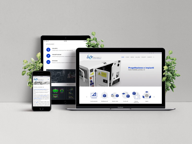 sito web per aziende Milano