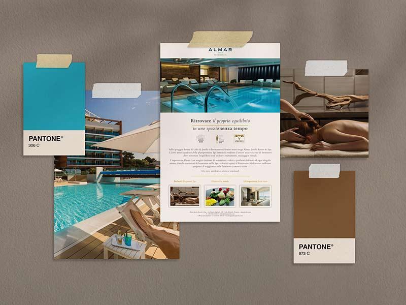 Grafica per hotel e alberghi