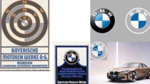 BMW restyling logo