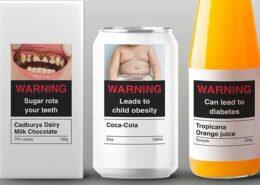 packaging e avvertenze