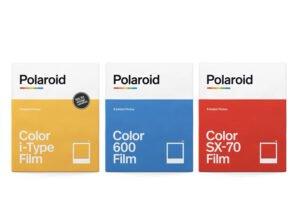 nuovi film polaroid