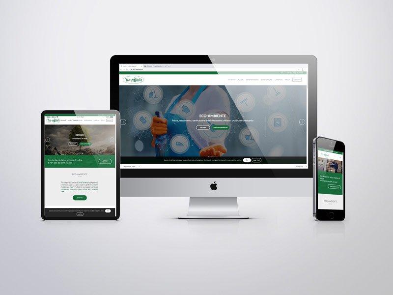 eco ambiente sito web