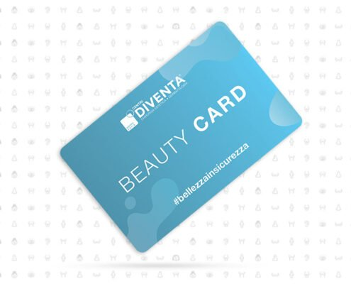 grafica beauty card