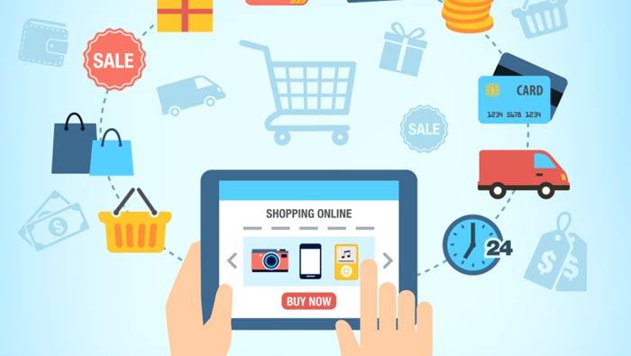 e-commerce vendere online