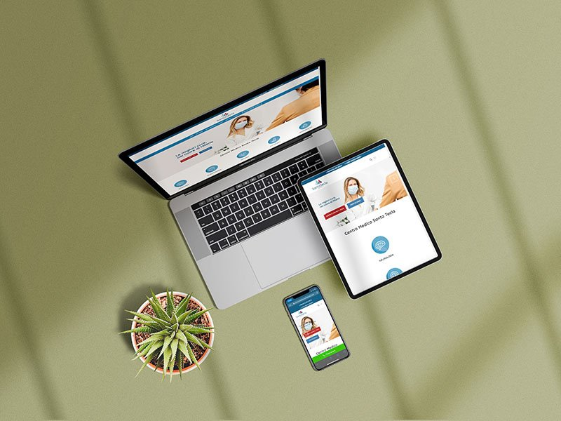 sito web centro medico e ambulatori milano