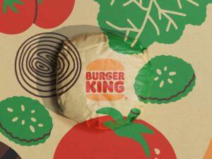 burger king rebrand graphic design