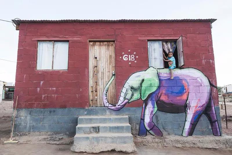 falko e i suoi elefanti
