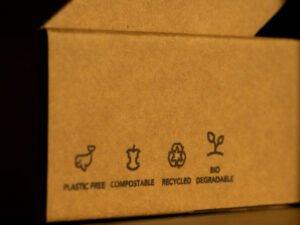 Confezione compostabile al 100%