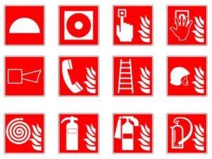 la segnaletica come linguaggio grafico