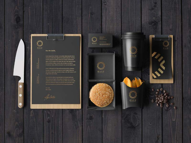 Brand Identity Milano LIUKdesign
