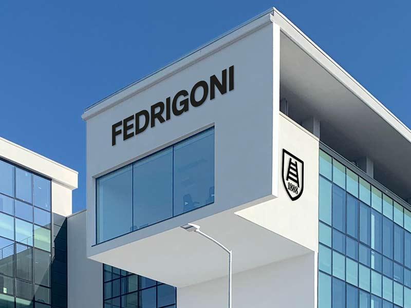 Nuova Brand Identity Fedrigoni 1888