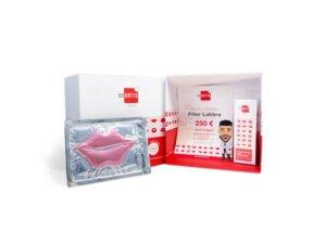 packaging prodotti estetici