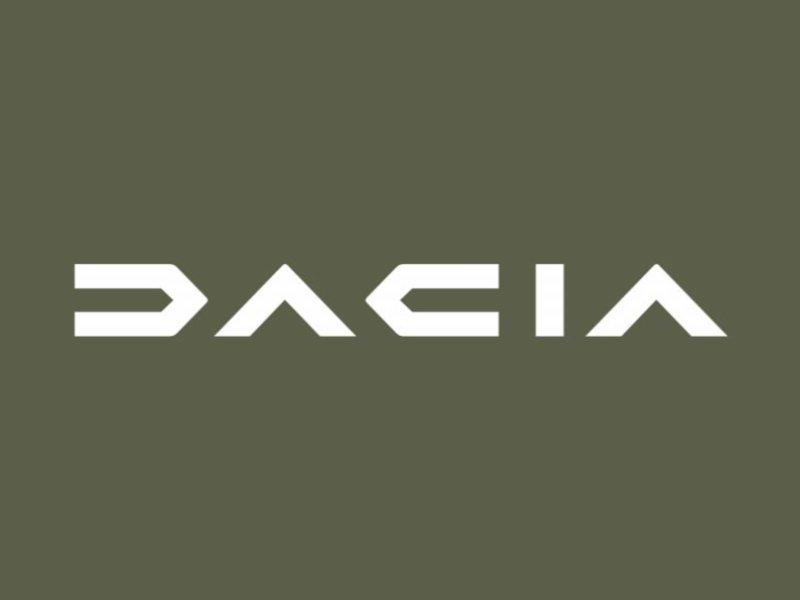 nuovo marchio dacia