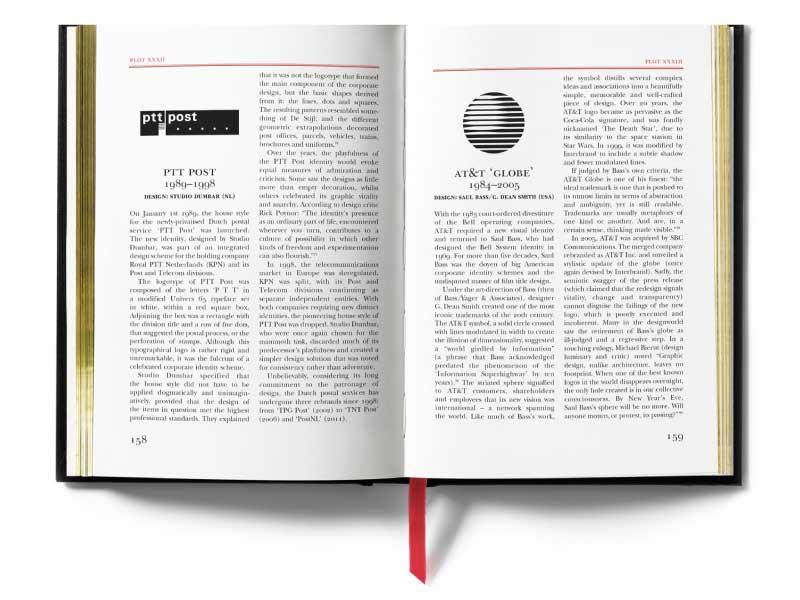 LOGO RIP, il libro che rende omaggio ai loghi scomparsi